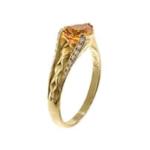 yellow sapphire fine quality diamonds